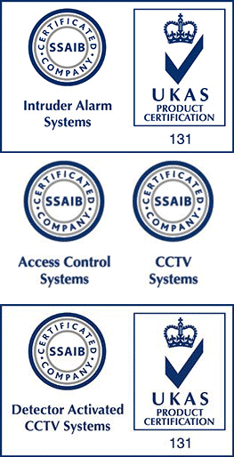 Security System and Alarm Inspection Board